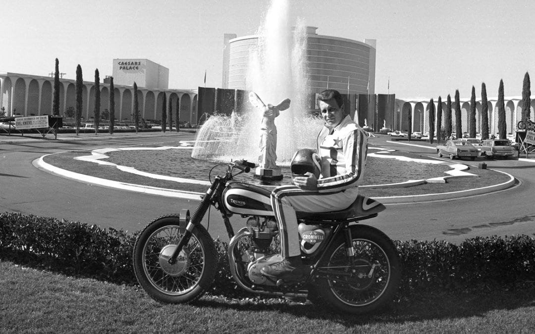 Icons of Restless Thinking: Evel Knievel