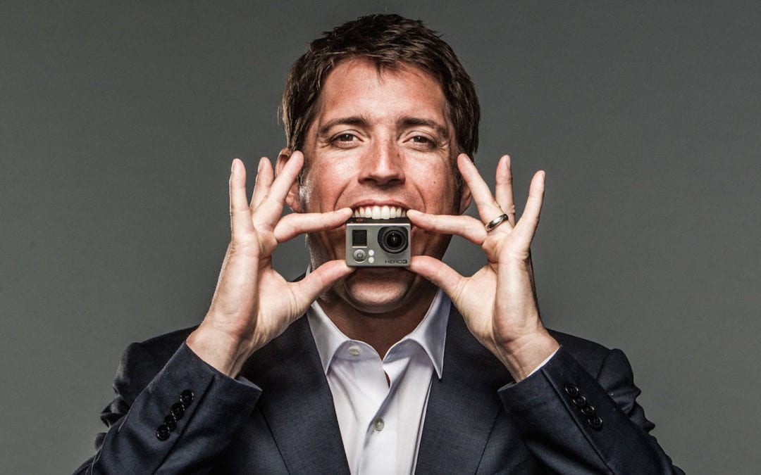 Icons of Restless Thinking: Nick Woodman/GoPro